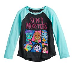Toddler Girl Jumping Beans® Super Monsters Graphic Tee