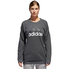 Women's adidas Badge of Sport Oversized Sweatshirt