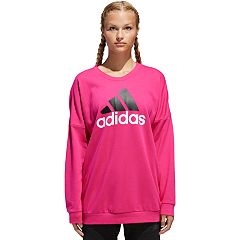 Women's adidas Badge of Sport Oversized Sweatshirt