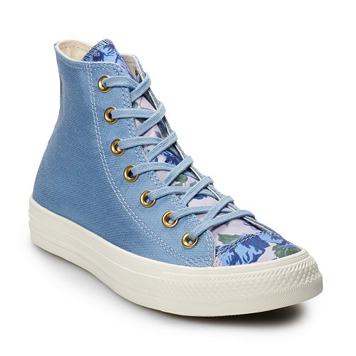 339f7e957354 Women s Converse Chuck Taylor All Star Hi Floral High Top Shoes
