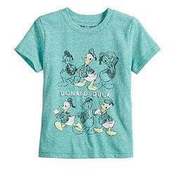 86540e117f2 Disney s Donald Duck Toddler Boy Jersey Graphic Tee by Jumping Beans®