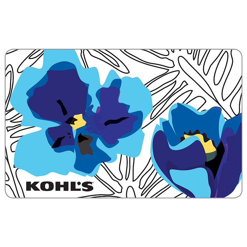 Assorted Gift Cards, Multicolor To make a purchase with the card, just visit any Kohl's Department Store and present your card at the time of purchase. Or, use the card as payment during online checkout at Kohls.com. It works the same as cash, and the remaining balance stays on the card until it's used up. Discounts not available on gift cards. This card is redeemable for merchandise at any Kohl's store or online at Kohls.com. This card is issued by and represents an obligation of Kohl's Value Services, Inc. Except where required by law, this card is non-refundable, may not be redeemed for cash or for the purchase of Gift Cards and cannot be applied to any Kohl's Charge account balance. This card has no expiration date. The unused value of lost, stolen or damaged cards can be replaced with required proof of purchase. See store for details. Receipts for purchases made with this card will show the remaining card balance. Card balance may also be obtained from a Kohl's Sales Associate, calling 1-800-655-0554 or online at Kohls.com Do not mail cards to the Kohl's Payment Center. 11/10 Size: $50. Color: Multicolor.