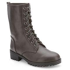 Olivia Miller Angoon Women's Combat Boots