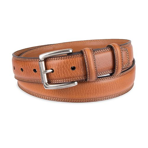 Men's Chaps Dress Leather Belt