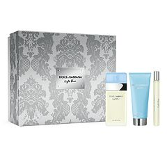 DOLCE & GABBANA Light Blue Women's Perfume Gift Set ($100 Value)
