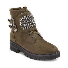 Olivia Miller Hyder Women's Embellished Boots