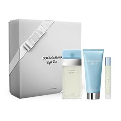 DOLCE & GABBANA Light Blue Women's Perfume Gift Set ($155 Value)