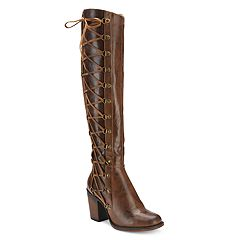 Olivia Miller Rampart Women's Side Lace Boots