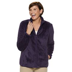 Women's Croft & Barrow® Fleece Jacket