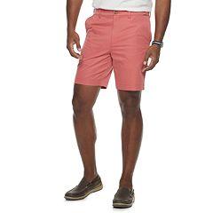 Men's Croft & Barrow® Classic-Fit Quick-Dry Performance Flat-Front Shorts
