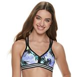 Juniors' ZX Sport Freedom Bikini Top