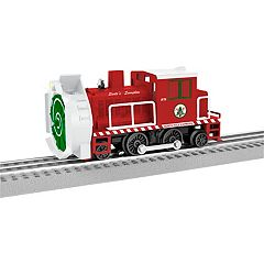 Lionel Christmas Command Rotary Snowplow