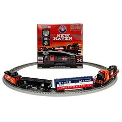 Lionel New Haven RS-3 LionChief Set with Bluetooth