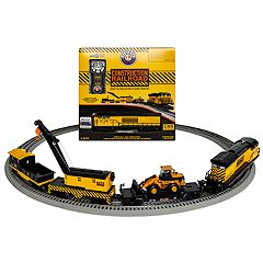 Lionel Construction Railroad LionChief Set with Bluetooth