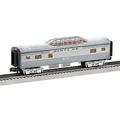 Lionel Santa Fe Add-On Vista Dome Car