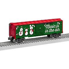 Lionel Christmas 2018 Music Boxcar
