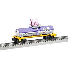 Disney's Daisy Duck Tank Car by Lionel
