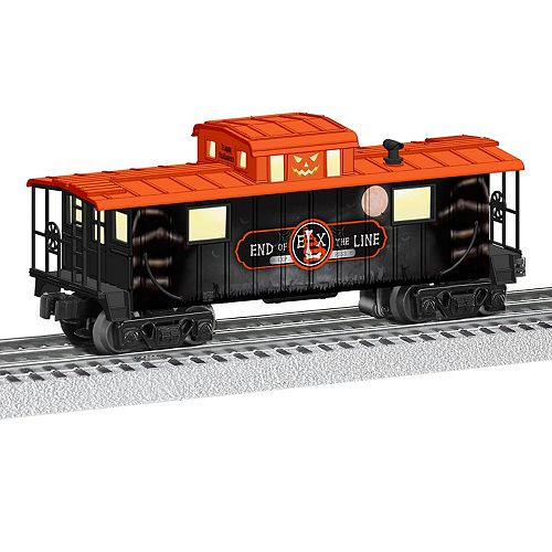 Lionel End of Line Halloween Caboose