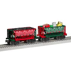 Lionel Naughty or Nice Ore Car 2-Pack