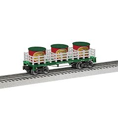 Lionel Christmas Essentials Barrel Car