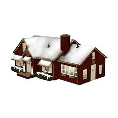 Lionel Plug-Expand-Play Deluxe Christmas House