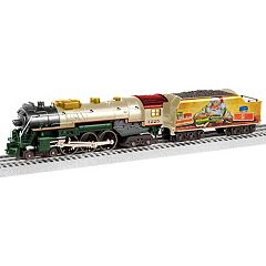 Lionel Angela Trotta Thomas Christmas LionChief Plus Hudson Locomotive #1225