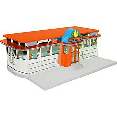Lionel Scooby-Doo Plug-Expand-Play Sam Witches Cafe