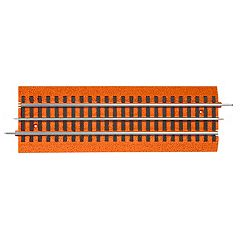Lionel Orange FasTrack 10' Straight 4-Pack