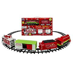 Lionel Home For The Holidays Ready-to-Play Large Gauge Set