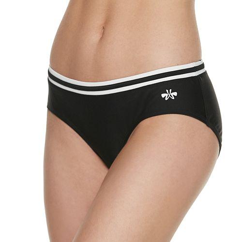 Juniors' ZX Sport Freedom Boybrief Bikini Bottoms