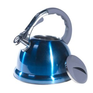 Epicurious 2.85-qt. Stainless Steel Whistling Tea Kettle