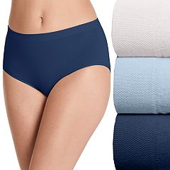 Women's Jockey 3-Pack Seamfree Breathe Brief 1681