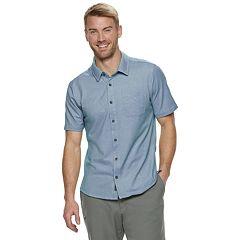 Men's ZeroXposur Regal Front Office Button-Down Shirt