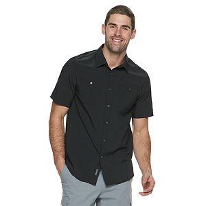 Men's ZeroXposur Belmar Traveler Mesh Button-Down Shirt