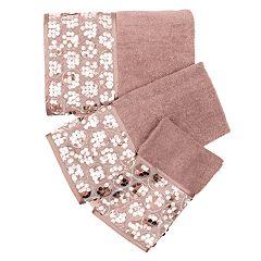 Popular Bath Sinatra 3-piece Bath Towel Set