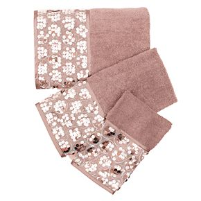 Popular Bath Sinatra 3-piece Bath Towel Set