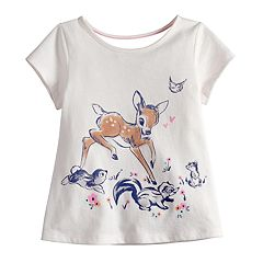 Disney's Bambi Baby Girl Swing Top by Jumping Beans®