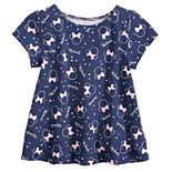 Disney's Minnie Mouse Baby Girl Print Swing Top by Jumping Beans®