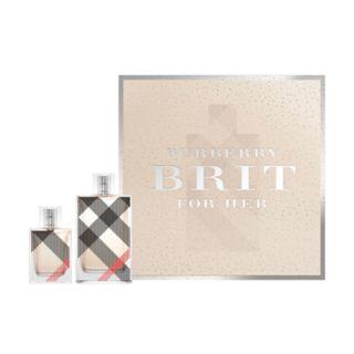 Burberry Brit for Her Women's Perfume 2-Piece Set - Eau de Parfum