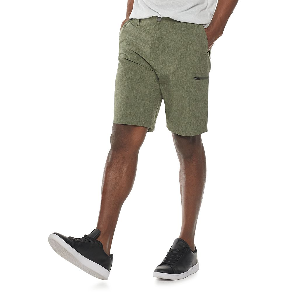 Men's ZeroXposur Anvil Yarn-Dyed Stretch Travel Shorts
