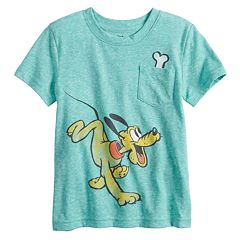 Disney's Pluto Baby Boy Pocket Graphic Tee by Jumping Beans®