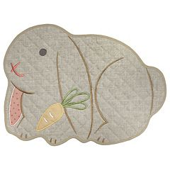 Celebrate Easter Together Easter Bunny Placemat