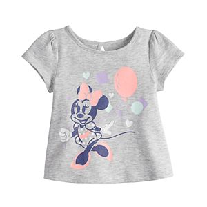 e7a62d555 Sale. $7.00. Original. $12.00. Disney's Minnie Mouse Baby Girl Graphic Tee  by Jumping Beans®