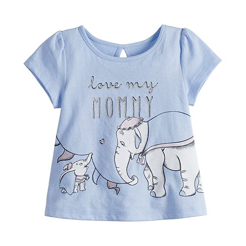 Disney's Dumbo Baby Girl Graphic Tee by Jumping Beans®
