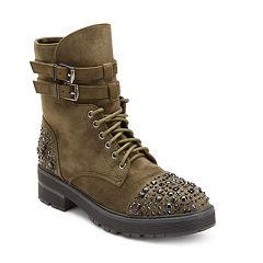 Olivia Miller Thorne Women's Combat Boots