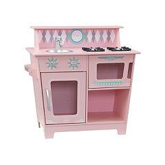 KidKraft Classic Pink Kitchenette