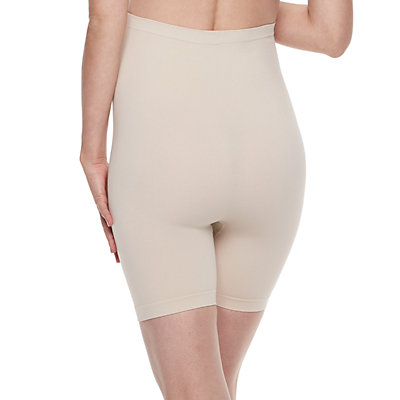 Maternity Lamaze Support & Smoothing Mid-Thigh Length Shaping Shorts