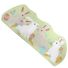 Celebrate Easter Together Easter Bunny Table Runner - 36'
