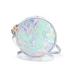 Girls Limited Too Glitter Mermaid Handbag