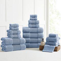 Amrapur Air Cloud 18-piece Bath Towel Set